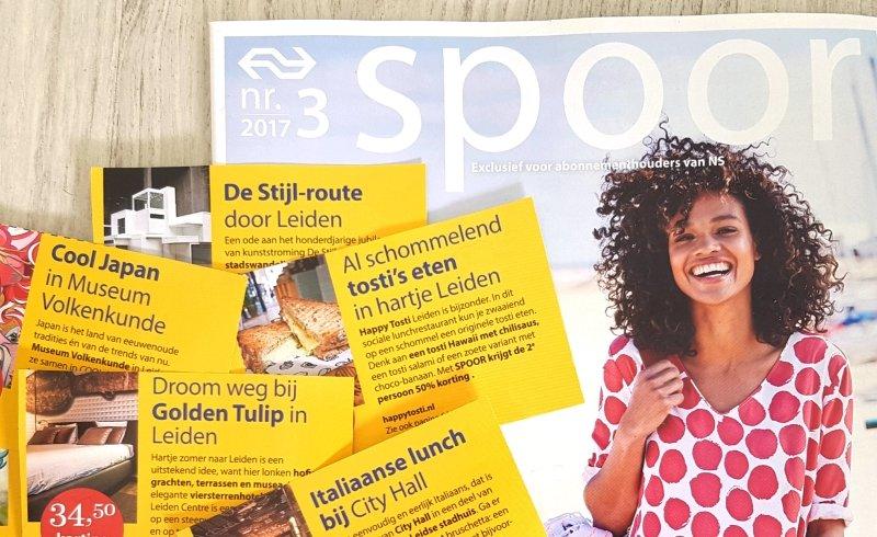 lezersonderzoek ns spoor magazine