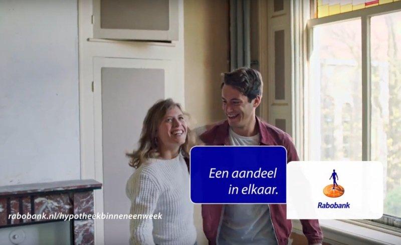 onderzoek tv-commercial rabobank wonen