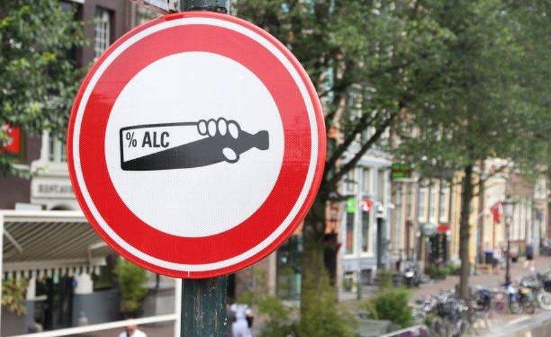 pretest campagne effect alcoholverbod amsterdamse wallen