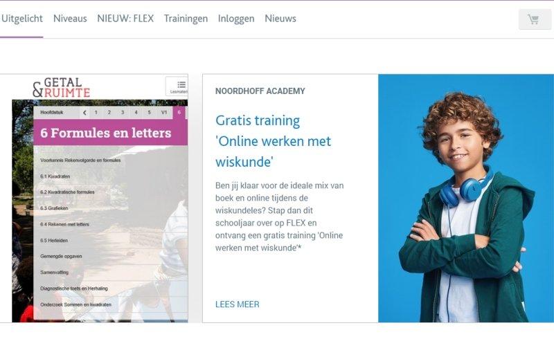 CASE-Online focusgroepen voor een concepttest Noordhoff